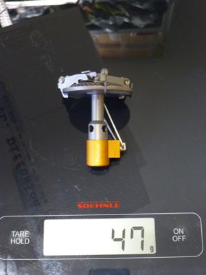 Le Fly de GoSystem pèse 47 grammes
