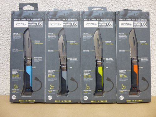 Couteaux Opinel Outdoor