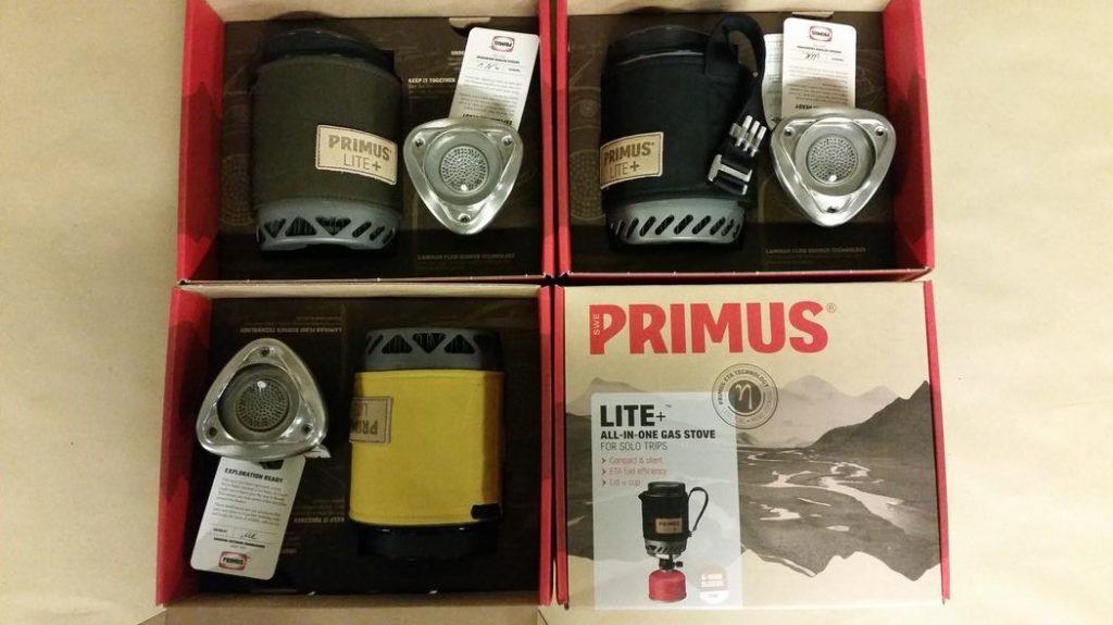 Réchaud Primus Lite +