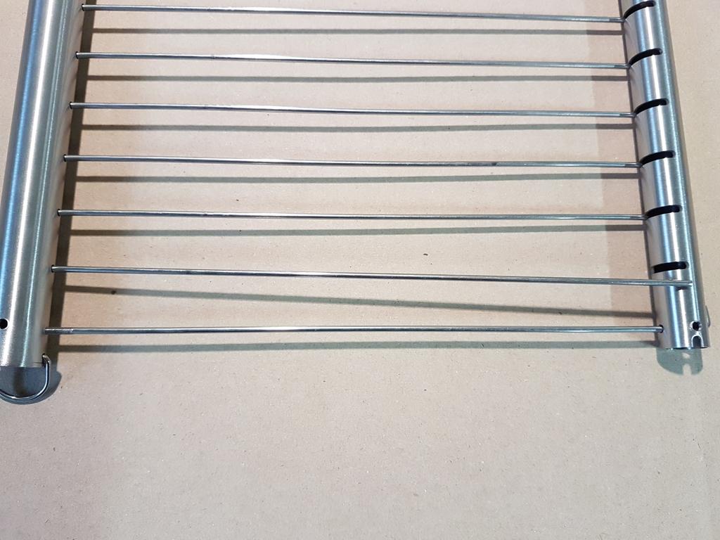 Insertion des tiges intérmédiaires