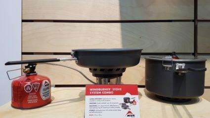 Réchaud MSR Windburner Combo System